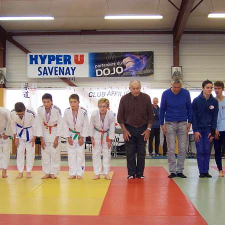 Tournoi interclubs de Savenay